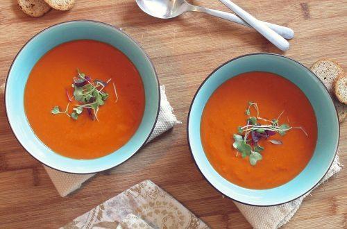 soupe de tomate recette de grand mere